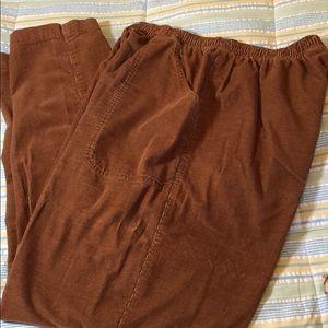 Like new corduroy pant
